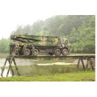 Buy Automatic Single Span Deck Heavy Mechanized Bridge For Temporary Transportation at wholesale prices