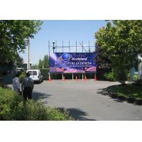 Rugged P8 Outdoor LED Screen Display , LED Video Panels For Airports / Stations