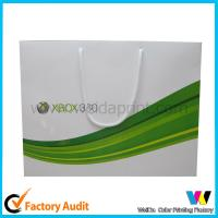 Wholesale Fancy Design Paper Shopping Bags Luxury Brand Paper Carrier Bag from china suppliers