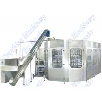 Wholesale Juice Soft Drink Filling Machine / Equipment With PLC Control 7.5Kw from china suppliers