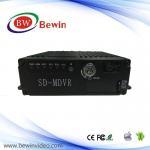 4車のためのチャネルVGA 720P Ahd SDカードMDVR 3G 4G GPS Wifiホーム セキュリティー システム レコーダーのビデオ