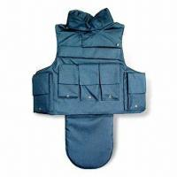 Waterproof Military Tactical Vest To Protective Neck , Shoulder And Groin