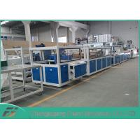 Quality 1200mm Plastic Profile Production Line Easy Maintenance OEM / ODM Available for sale