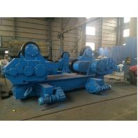 Heavy Duty 100T Pipe Turning Rolls for Circular Pipe / Tank / Vessel Welding