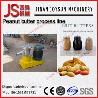 Wholesale Professional Stainless Steel Peanut Butter / Peanut Butter Making Machine from china suppliers