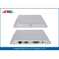 Single Channel Fixed RFID Reader RS232 Communication Interface 1030g
