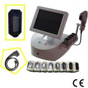 Buy cheap Korea Technology 3D Hifu Beauty Equipment , Ultrasound Weight Loss Face Lift from wholesalers