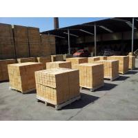 Buy Thermal Insulation Fire Clay Brick , Coke Ovens Firebrick Refractory at wholesale prices