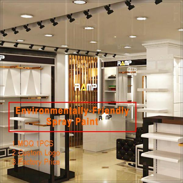 High quality shop furniture garment display for retail garment shop ...