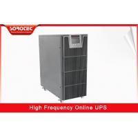 Buy cheap 3 / 1 Phase 380VAC / 220VAC High Frequency Online UPS with 0.9 Power Factor , 10-20KVA from wholesalers