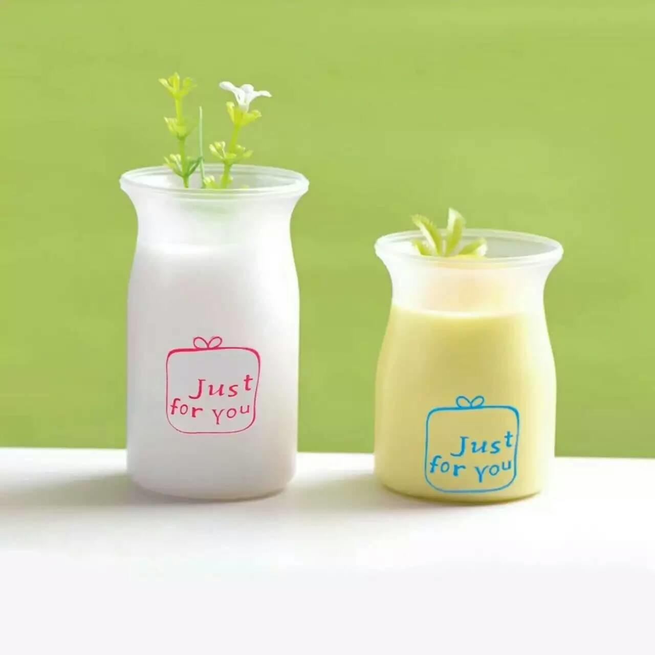 Quality Round Translucent Fruit  Pudding Mousse Cups PP Plastic Jar With Printing for sale