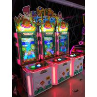 Quality Entertainment Center 3 Players Coin Operated Game Machines High Return for sale