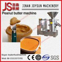 Wholesale High Efficiency Full Automatic Peanut Butter Machine / Colloidal Mill from china suppliers