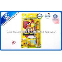Wholesale CMYK Printing Yellow childrens personalized stationery With ASTM from china suppliers