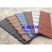 Quality Archaistic Adorable roman Corrugated Metal Roofing Sheets with new design house roof for sale