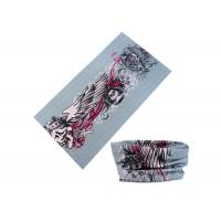 Wholesale Skull Running UV Buff Headwear 100% Microfiber Polyester Sublimation Printing from china suppliers