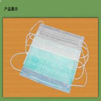 Wholesale Comfortable OEM Fiberglass Free Disposable Facial Dust Face Masks from china suppliers
