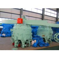 Pneumatic control bag saddle rotary cement packing machine/cement packer
