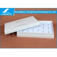 Quality Custom Cosmetic / Makeup Set Cardboard Packaging Boxes Hot Stamping With EVA for sale