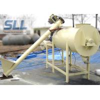 Electrical Weighing System Dry Mortar Equipment For Construction Project