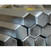High Precision 2205 Cold Drawn Stainless Steel Bar , 6~60mm Stainless Steel Hex Bar