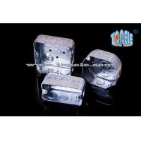 Quality Galvanized Steel Electrical Boxes And Covers for sale