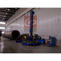 Quality Column and Boom Industrial manipulators with Panasonic MIG Welding System for sale