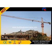 Building Tower Crane Jib Length Counter 13.36m For Construction Work