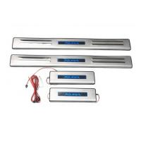 Wholesale FORD KUGA / Escape / Ecoboost OUTER LED Illuminated Door Sills , Car Pedal Cover from china suppliers