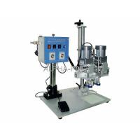 Wholesale Semi-auto 4 Wheels Capper from china suppliers