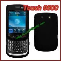 2x Silicone Case Skin Cover for BlackBerry Touch 9800
