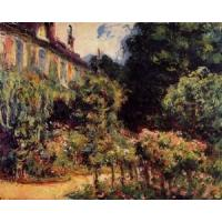 Quality Impressionist(3830) The_Artist-s_House_at_Giverny for sale
