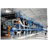 Wholesale 1092 double cylinder three wire kraft paper machine from china suppliers