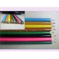 Wholesale Large wood color pencil from china suppliers