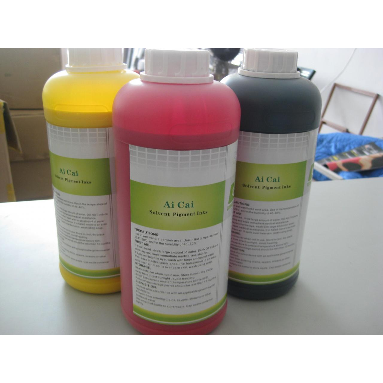 Ai Cai Eco Solvent inks EcoSolventInks