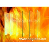 Quality Products:Single-layer Fire Resistant Glass(BS476 Part22:1987) for sale