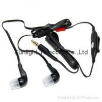 3.5mm Stereo Headset Earphone For NOKIA N85 N95 N96 X6 -