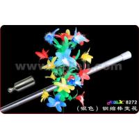 Wholesale silver steel reduced sticks change flower 8272 from china suppliers
