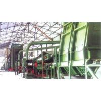 Quality The illustration of MDF production line process for sale