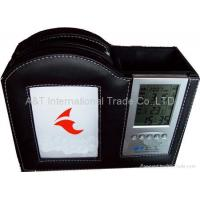 Quality Simulated Leather Pen Holder for sale