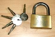 Wholesale Brass Padlocks Commodity LK0906 from china suppliers