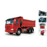 English Howo6x4DumpTruck