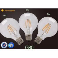 Wholesale LED Filament Lamps G80 from china suppliers