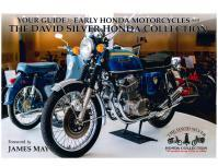 The David Silver Honda Collection - The Guide Book (Paper-back)