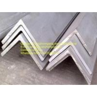 Wholesale Q235B/Q345 Equal Hot Rolled/Galvanized Steel Angle from china suppliers