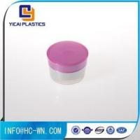 Ungrouped 100G Circle Cosmetic Plastic Mask Cream Jar