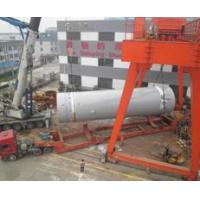 Offshore cranes cylinders