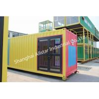 Wholesale Customer-made container house shop 4 from china suppliers