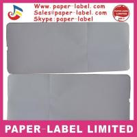 Wholesale pre printed airline boarding pass ticket thermal from china suppliers