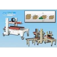Wholesale Automatic Top & Bottom Carton Sealer from china suppliers